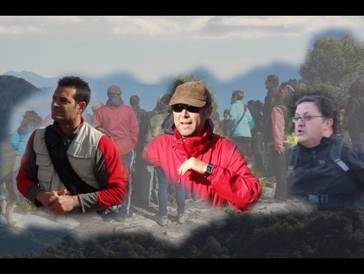 Visita guiada al Pico del águila