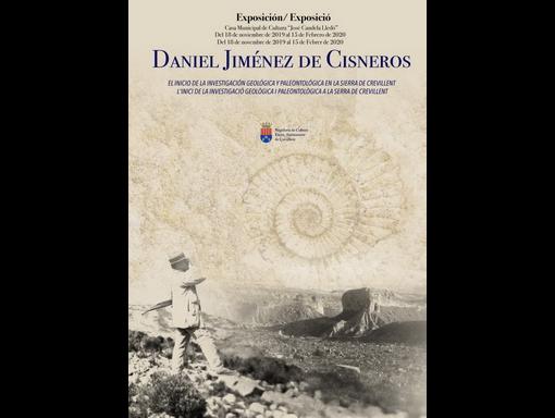 Exposición homenaje a Daniel Jiménez de Cisneros